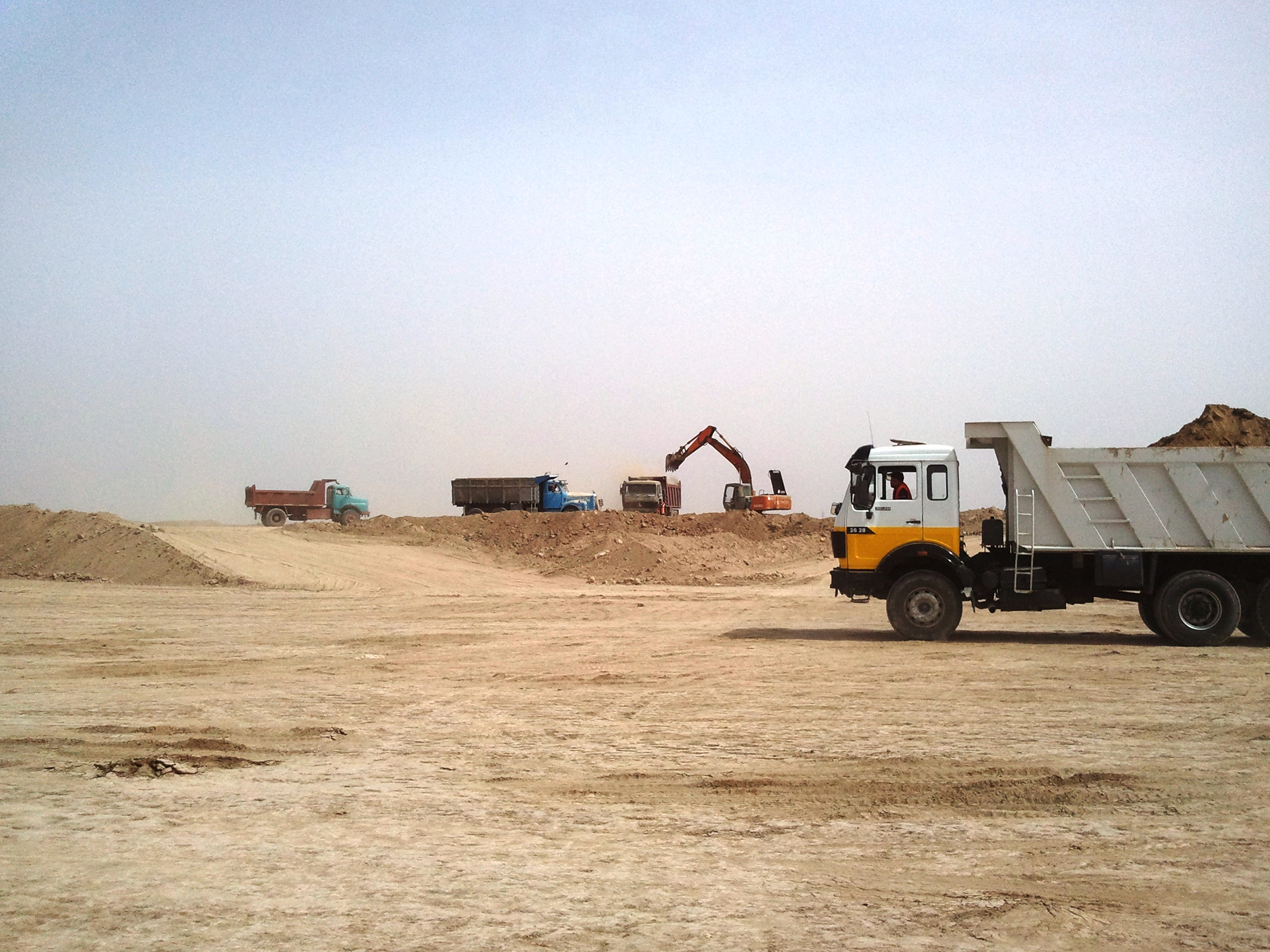 Security Measures-Cluster 2 West Qurna 2 Field