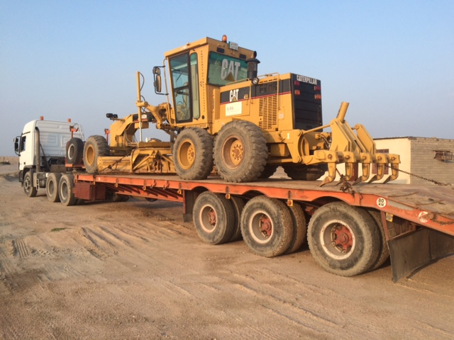 Earthwork Project  – Cluster 12 and Access Roads West Qurna 2 – Iraq